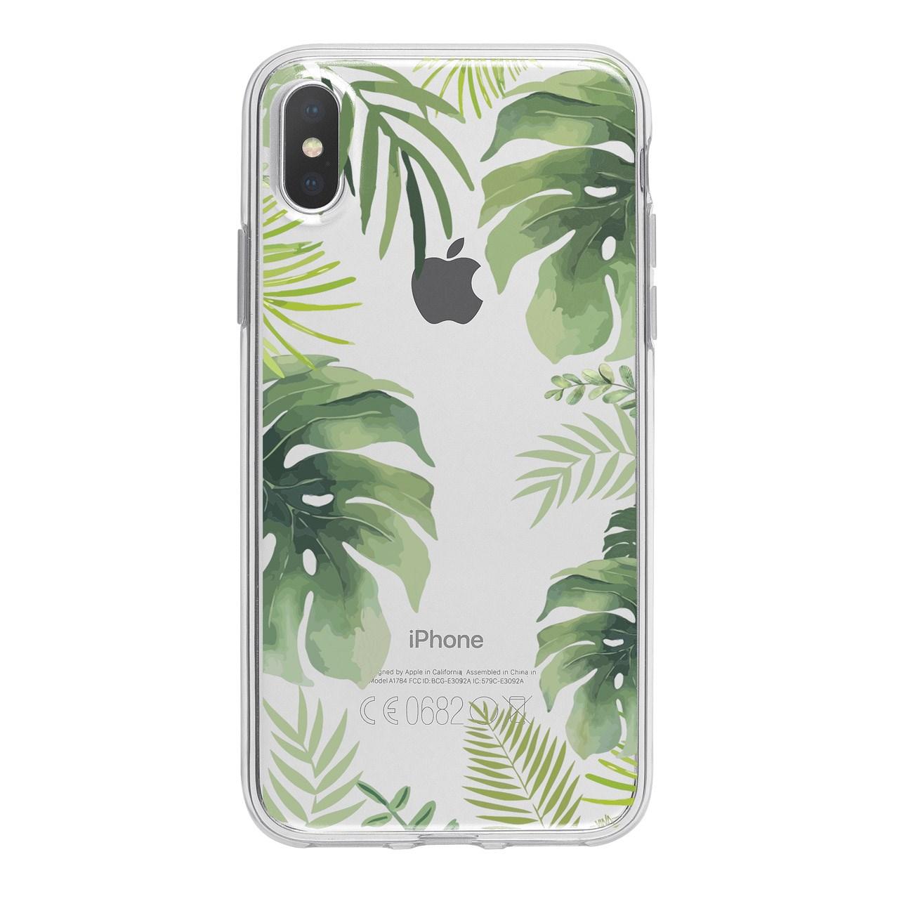 کاور ژله ای مدل Tropical مناسب برای گوشی موبایل آیفون X / 10