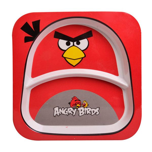 بشقاب کودک مهروز طرح ANGRY BIRDS 3   کد 50800
