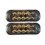 چراغ مه شکن مدل Galleria-PRD021 مناسب برای پراید thumb