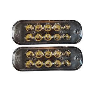 چراغ مه شکن مدل Galleria-PRD021 مناسب برای پراید
