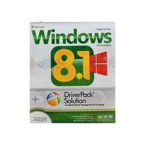 سیستم عامل ویندوز 8.1 به همراه درایور پک نشر نوین پندار