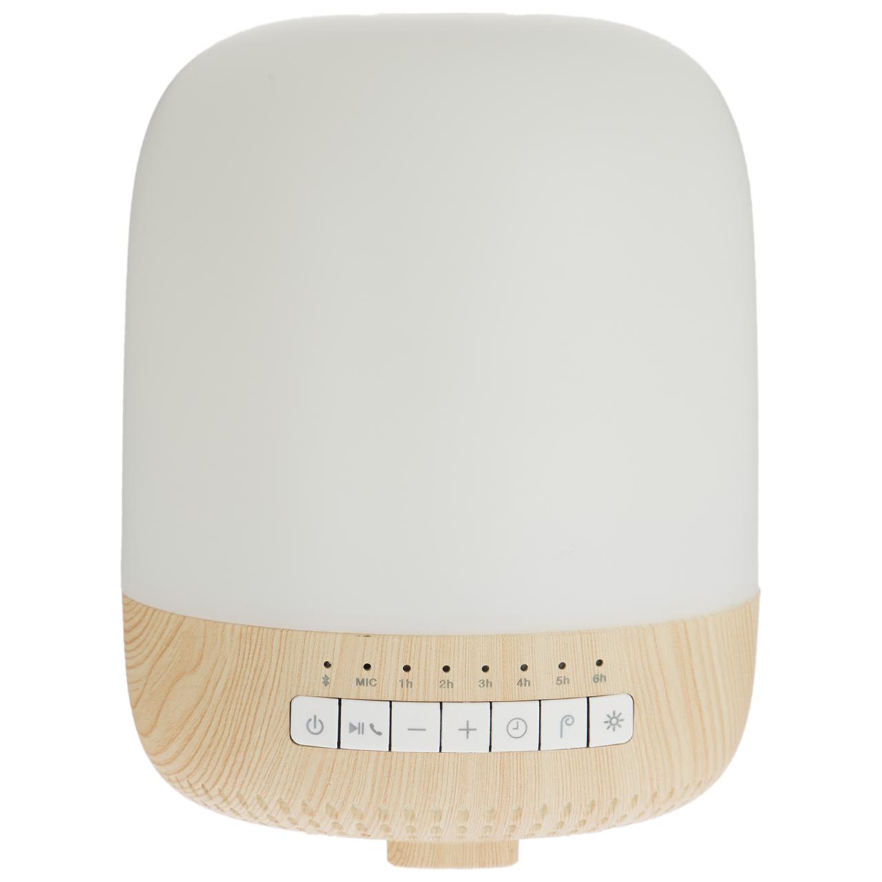 اسپیکر بلوتوثی و لامپ هوشمند ایمویی مدل H0027 H05