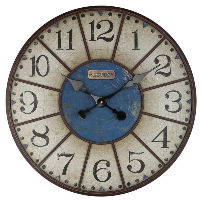 ساعت دیواری لوتوس مدل 3306