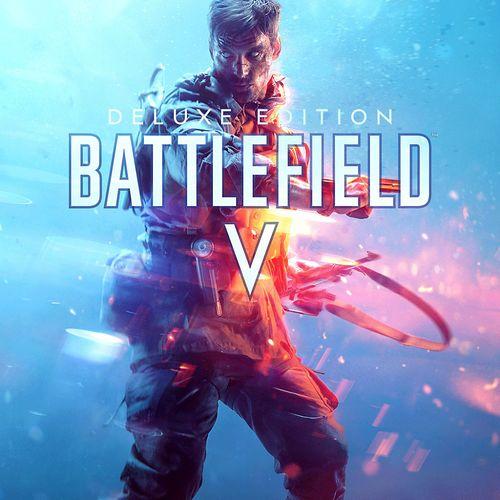 بازی Battlefield V Deluxe Edition  مخصوص PS4