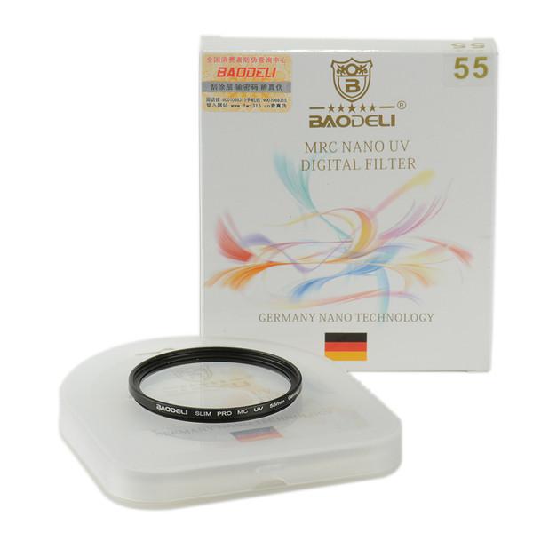 فیلتر لنز بائودلی مدل 55 MRC NANO UV