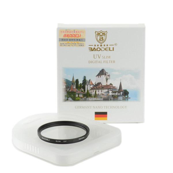 فیلتر لنز بائودلی مدل 55 UV slim