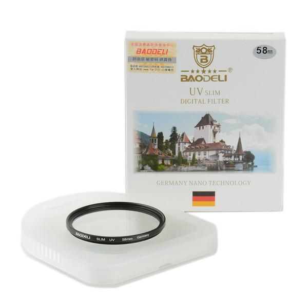 فیلتر لنز بائودلی مدل 58 UV slim