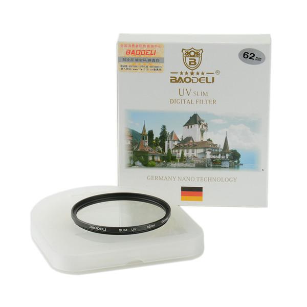 فیلتر لنز بائودلی مدل 62 UV slim