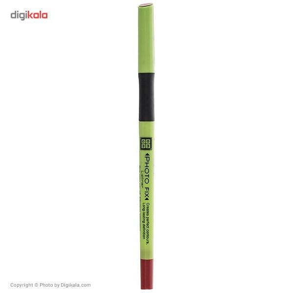 مداد لب دی ام جی ام سری Photo Fix مدل Crimson Craze شماره 336