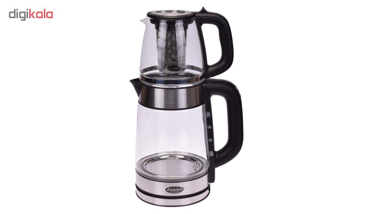 چای ساز زومیت مدل ZM-2725