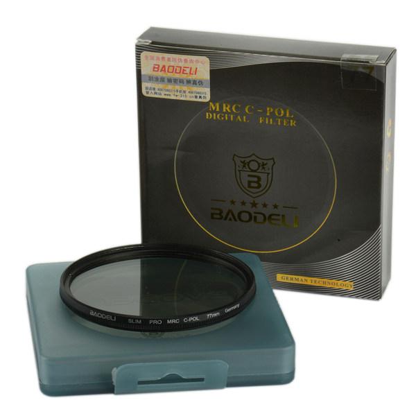 فیلتر لنز بائودلی مدل 77 C - POL
