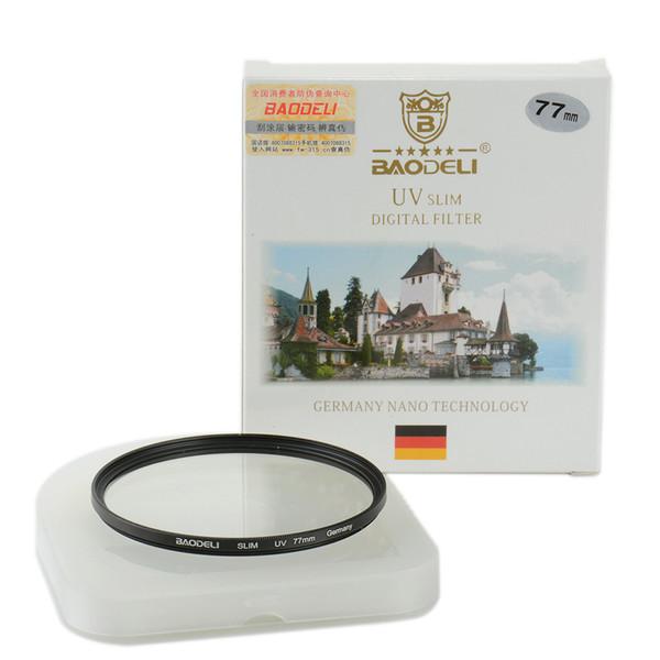 فیلتر لنز بائودلی مدل 77 UV slim