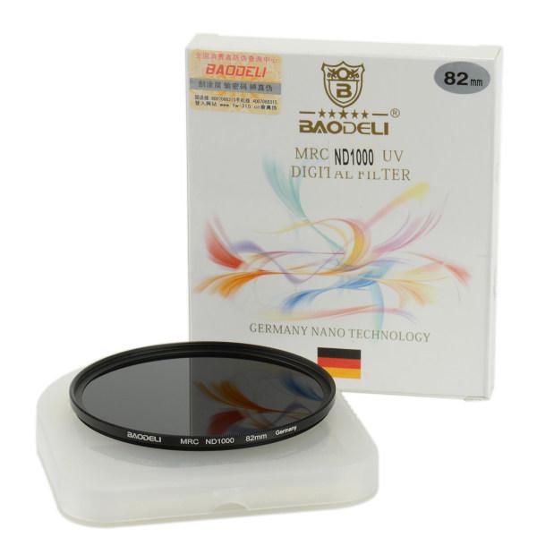 فیلتر لنز بائودلی مدل 82  ND1000