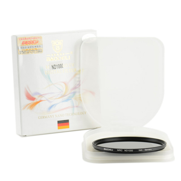 فیلتر لنز بائودلی مدل 58  ND1000