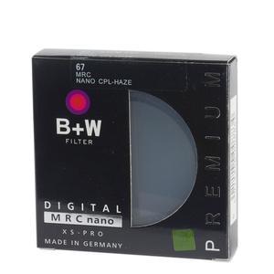 فیلتر لنز مدل B+W CPL 67