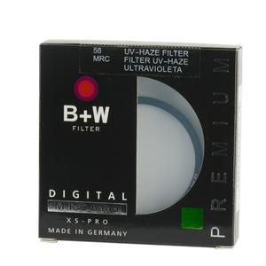 فیلتر لنز مدل B+W MC UV 55