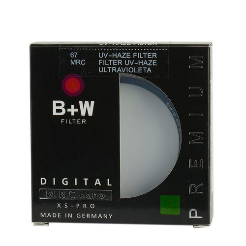 فیلتر لنز مدل B+W MC UV 67