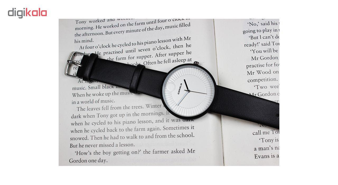 ساعت مچی عقربه ای زنانه کملی مدل P4-48              خرید (⭐️⭐️⭐️)