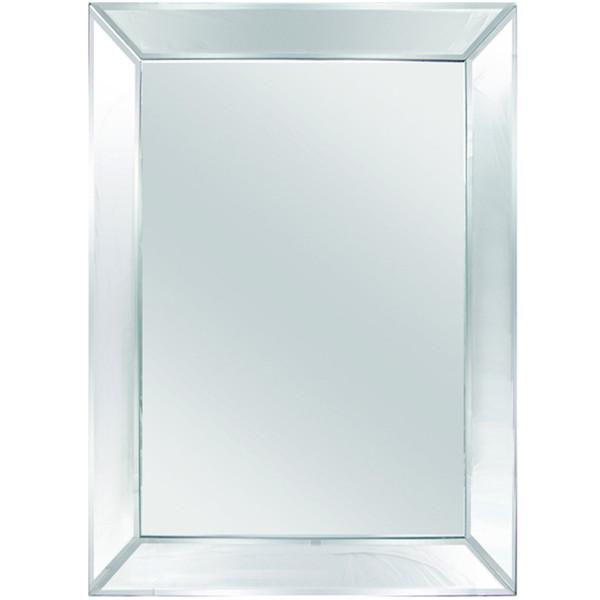آینه مستطیلی با قاب آینه ای مدل R01 ابعاد 50*70 سانتی متر