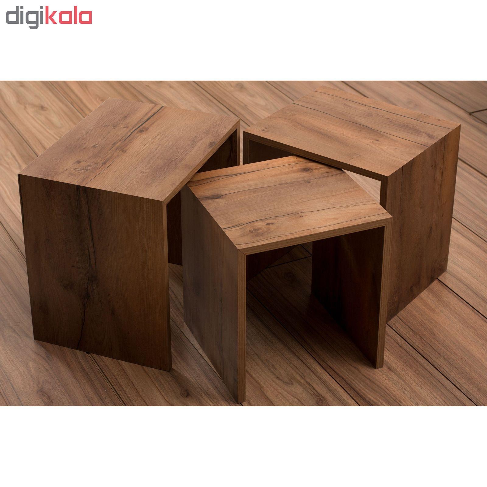 میز عسلی مدل ST1 مجموعه 3 عددی main 1 4