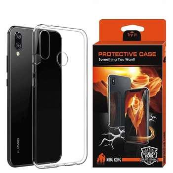 کاور کینگ کونگ مدل Protective TPU  مناسب برای گوشی هوآوی Nova 3i