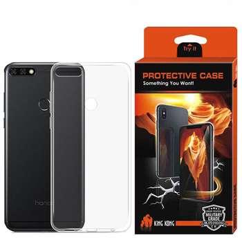 کاور کینگ کونگ مدل Protective TPU مناسب برای گوشی هوآوی Y7 Prime 2018