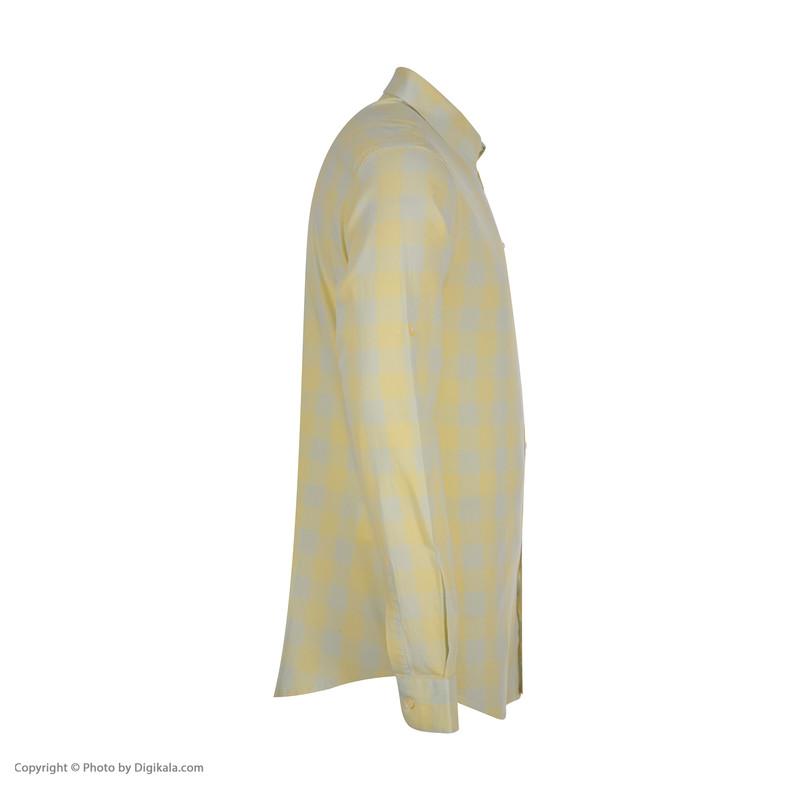 پیراهن مردانه رونی مدل 11330189-03