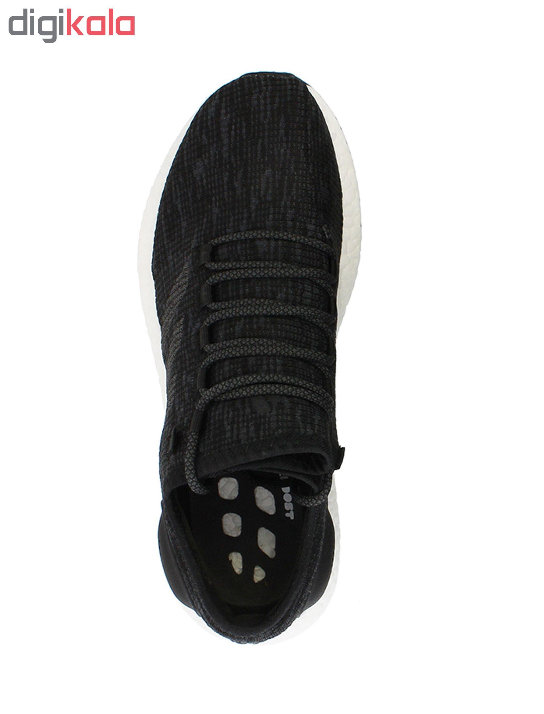 کفش مخصوص دویدن مردانه آدیداس مدل pureboost کد CP9326
