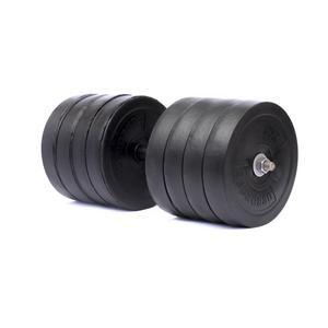 دمبل کد A8 وزن 20 کیلوگرمی بسته 2 عددی