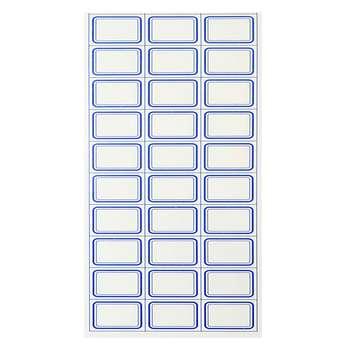 برچسب مدل کلاسیک کد 03 بسته 50 عددی