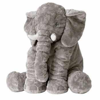 عروسک طرح فیل ارتفاع ۶۰ سانتی متر