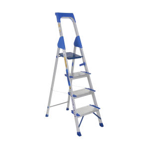 نردبان 4 پله آلوم پارس پله مدل هایلوکس