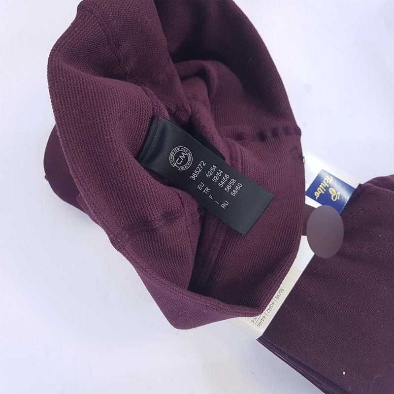 جوراب شلواری زنانه چیبو مدل PrP5489 رنگ بادمجانی