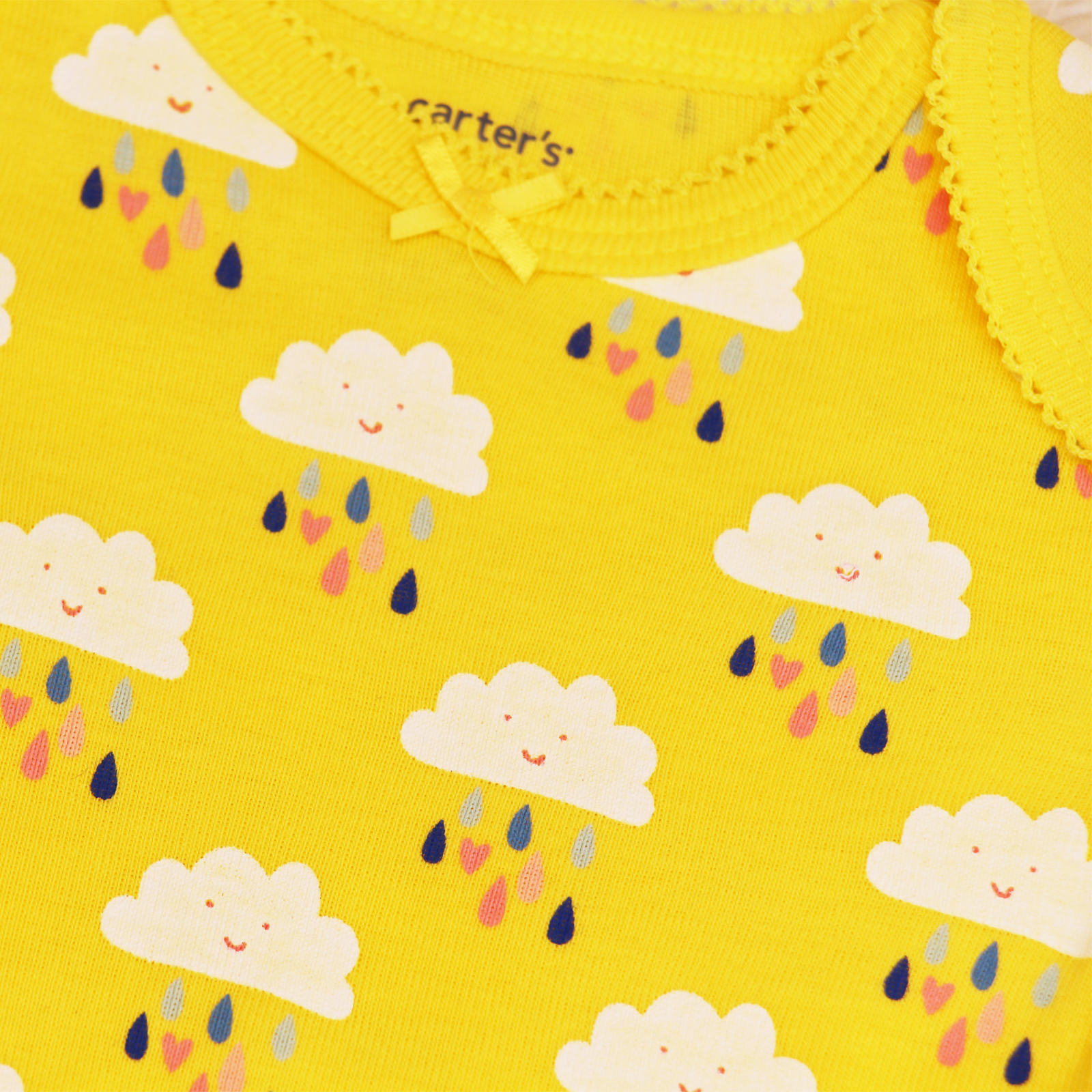 ست 3 تکه لباس نوزادی دخترانه کارترز کد 112 -  - 4
