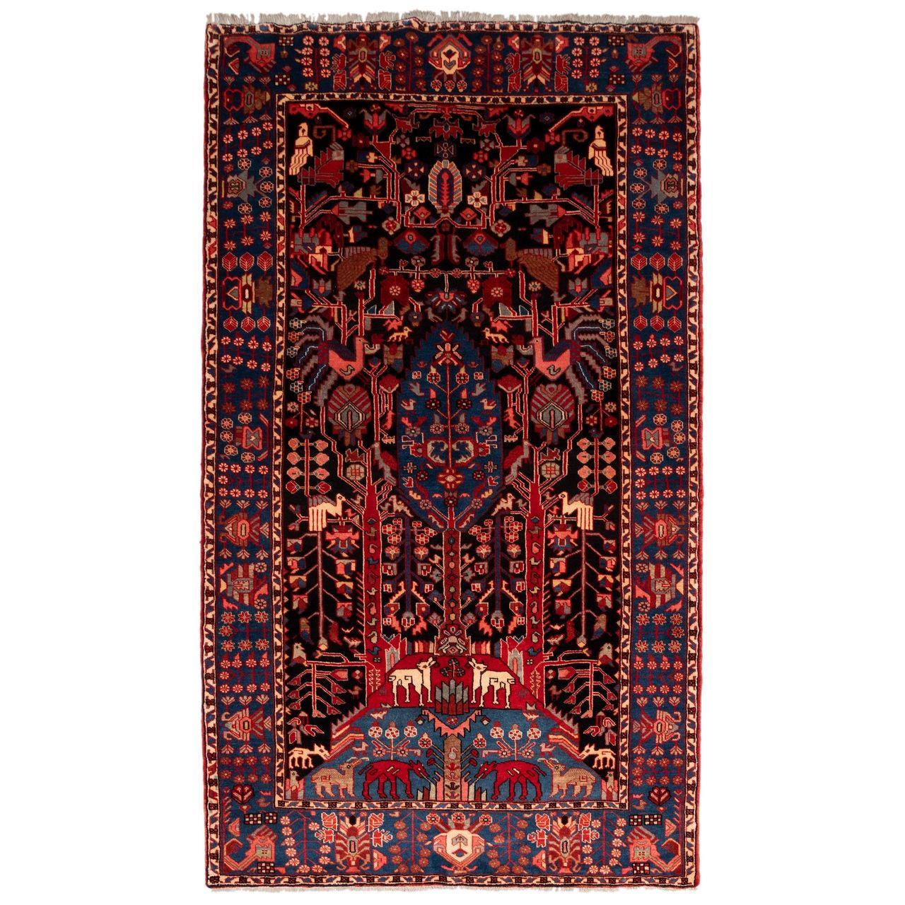 فرش دستباف چهار متری سی پرشیا کد 179116