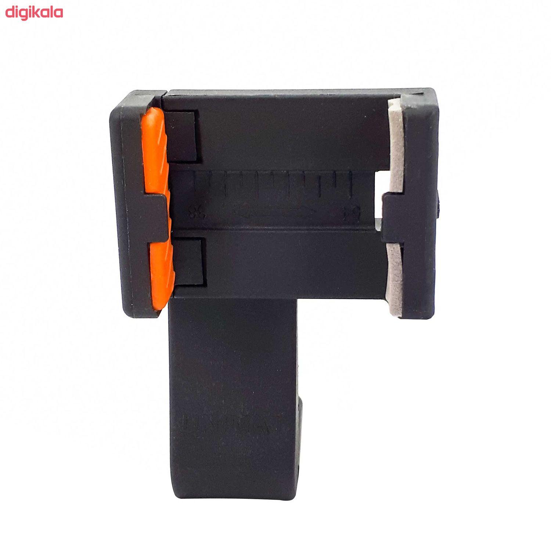 پایه نگهدارنده گوشی موبایل یونیمات مدل D-909 II B main 1 5