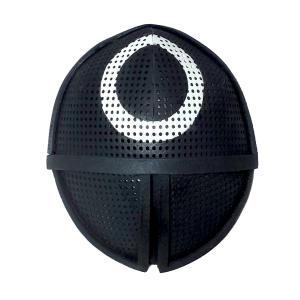 ماسک ایفای نقش مدل سربازان اسکویید گیم طرح دایره