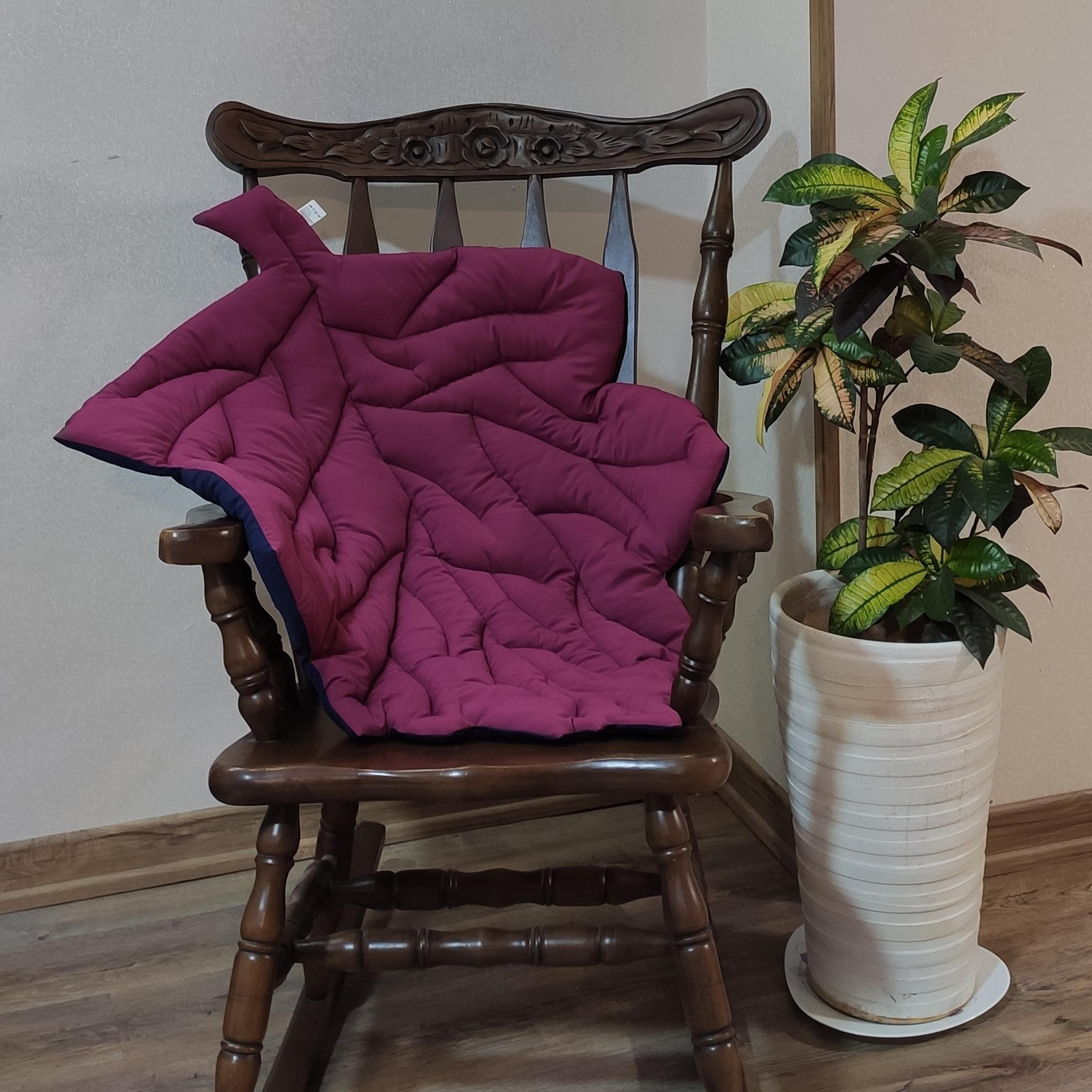 شال مبل و تخت مدل برگ تابستانی کد 0201-4