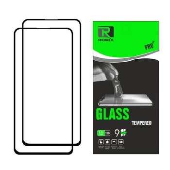 محافظ صفحه نمایش روبیکس مدل FLA3مناسب برای گوشی موبایل سامسونگ Galaxy A31 بسته دو عددی