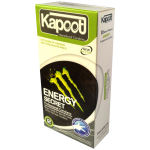 کاندوم کاپوت مدل energy Secret بسته 12 عددی thumb