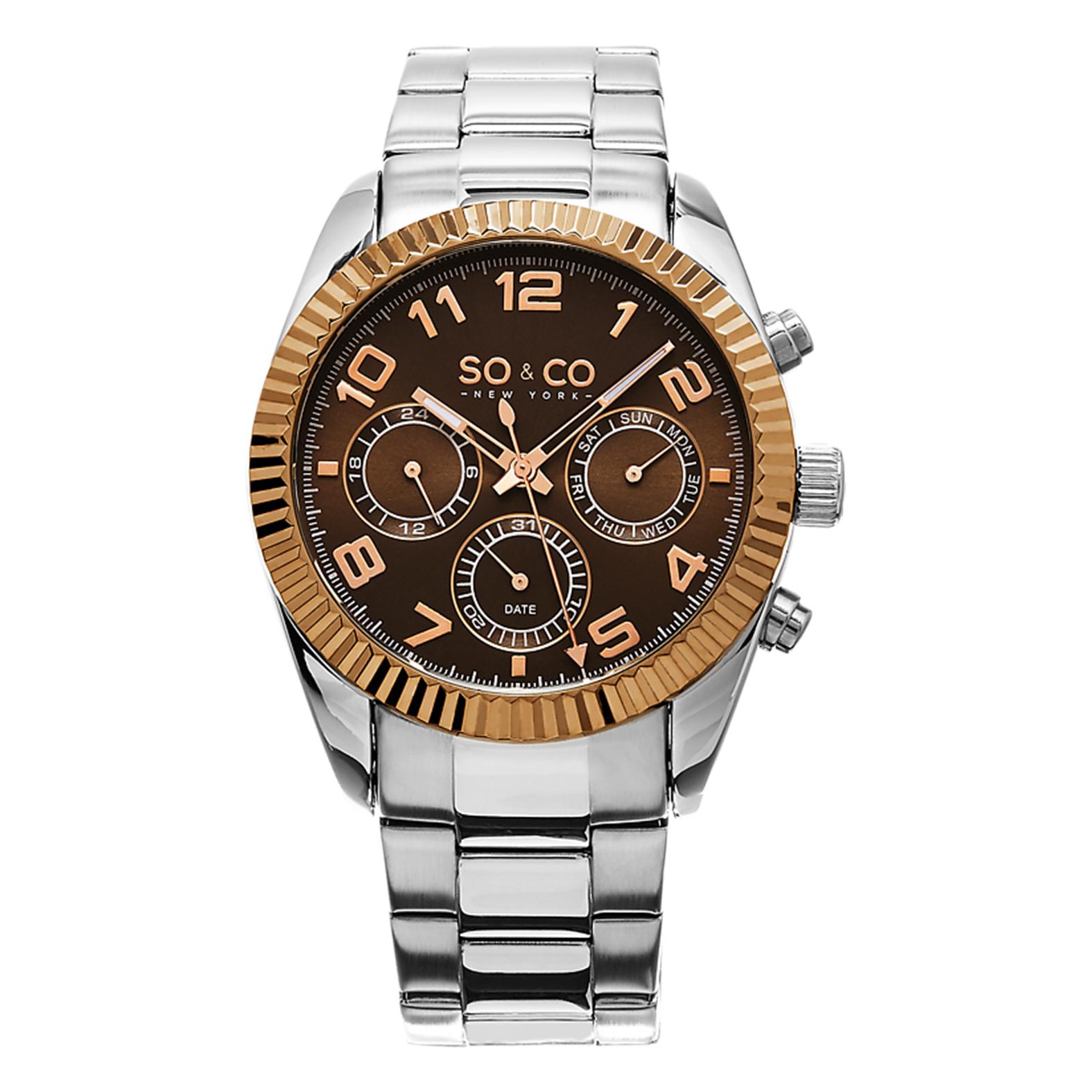 ساعت مچی عقربه ای مردانه سو اند کو مدل 5009.4