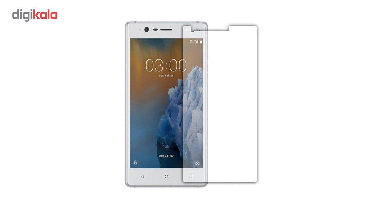 محافظ صفحه نمایش شیشه ای کوالا مدل Tempered مناسب برای گوشی موبایل نوکیا 3 main 1 3