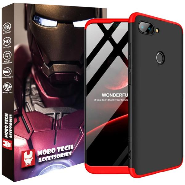 کاور 360 درجه موبو تک مدل GK-XMI8LTE-2 مناسب برای گوشی موبایل شیائومی Mi 8 Lite