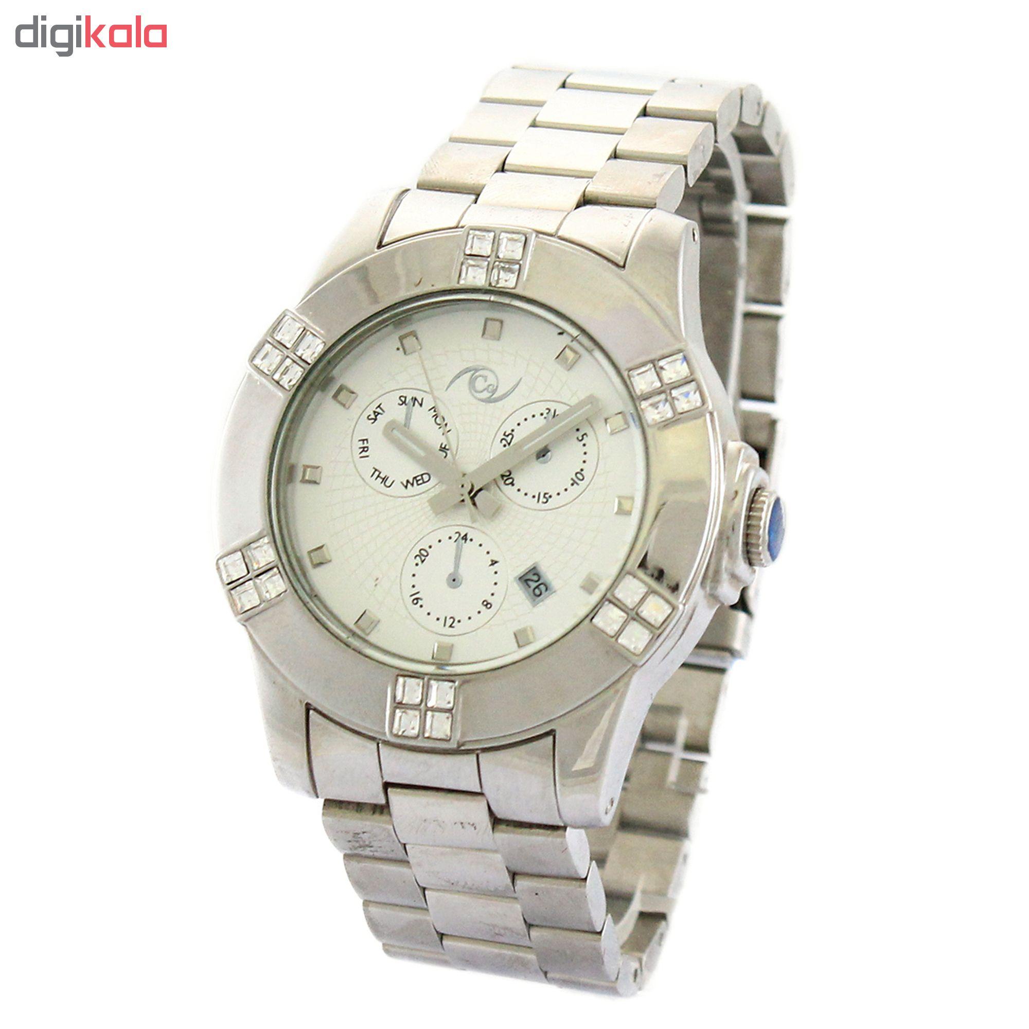 خرید ساعت مچی عقربه ای زنانه کارلو پروجی مدل L1003-1