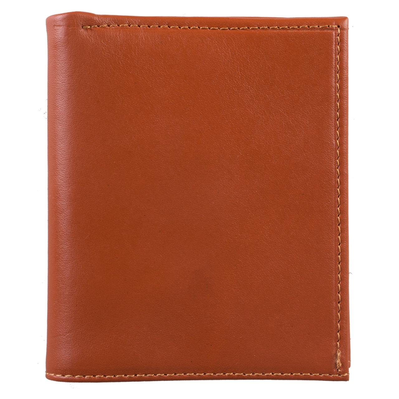 کیف پول مردانه چرم طبیعی زیویک مدل 004