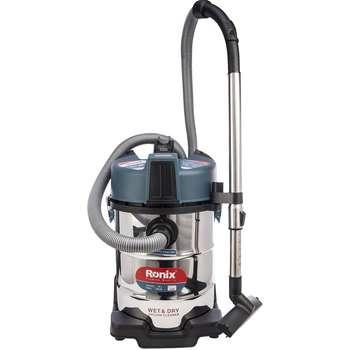 تصویر جارو برقی صنعتی رونیکس مدل 1230 Ronix 1230 Industrial Vacuum Cleaners
