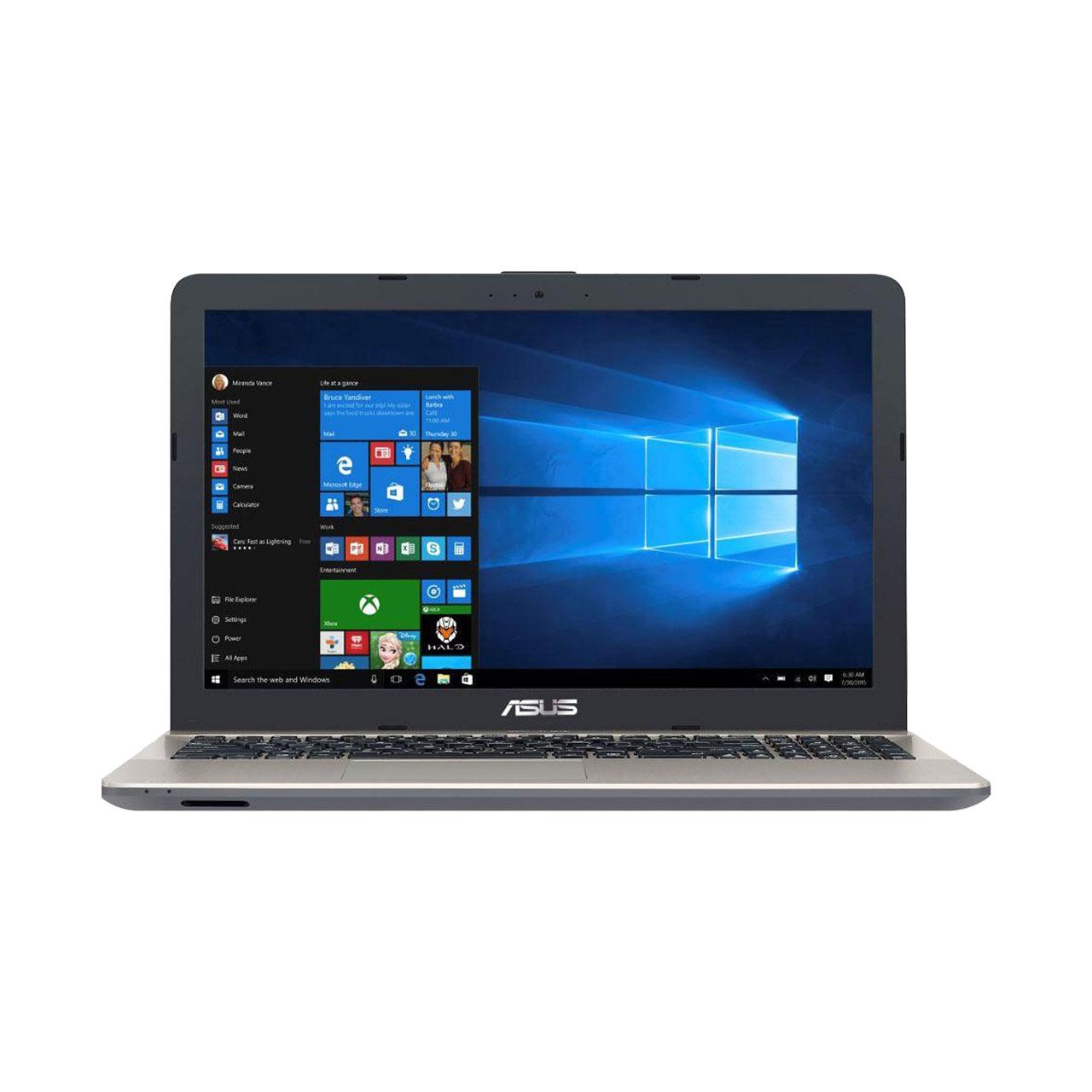 لپ تاپ 15 اینچی ایسوس مدل X541UV - X