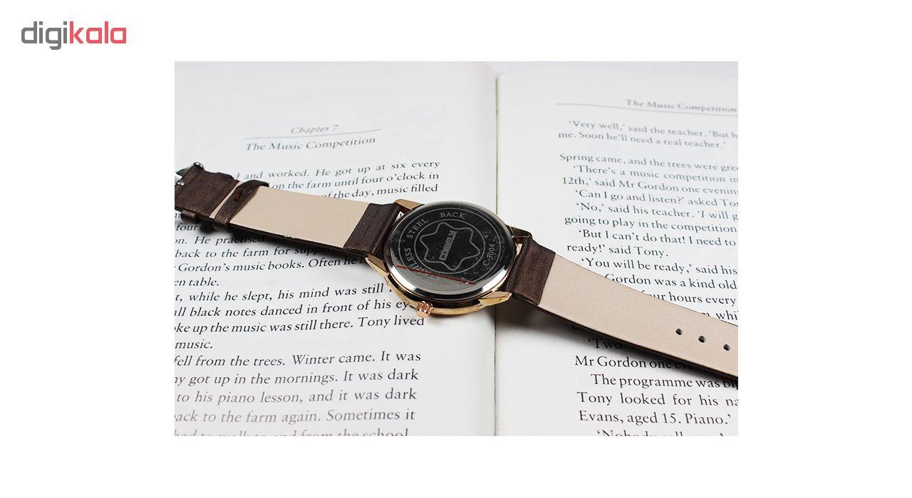 ساعت مچی عقربه ای کملی مدل P4-56