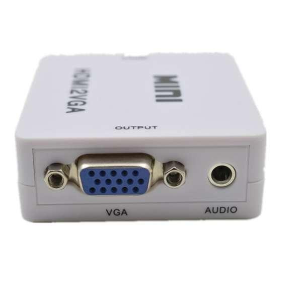 مبدل HDMI به VGA مدل Mini