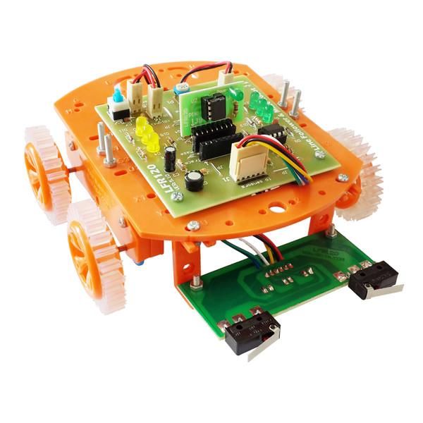 کیت آموزشی دو ربات نوآوران الکترونیک مدل روبونو1